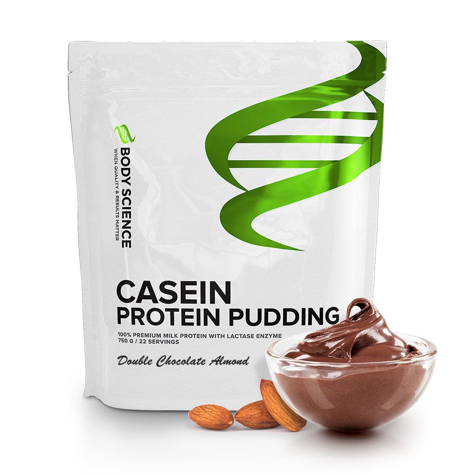 Body Science Casein Double Chocolate Almond