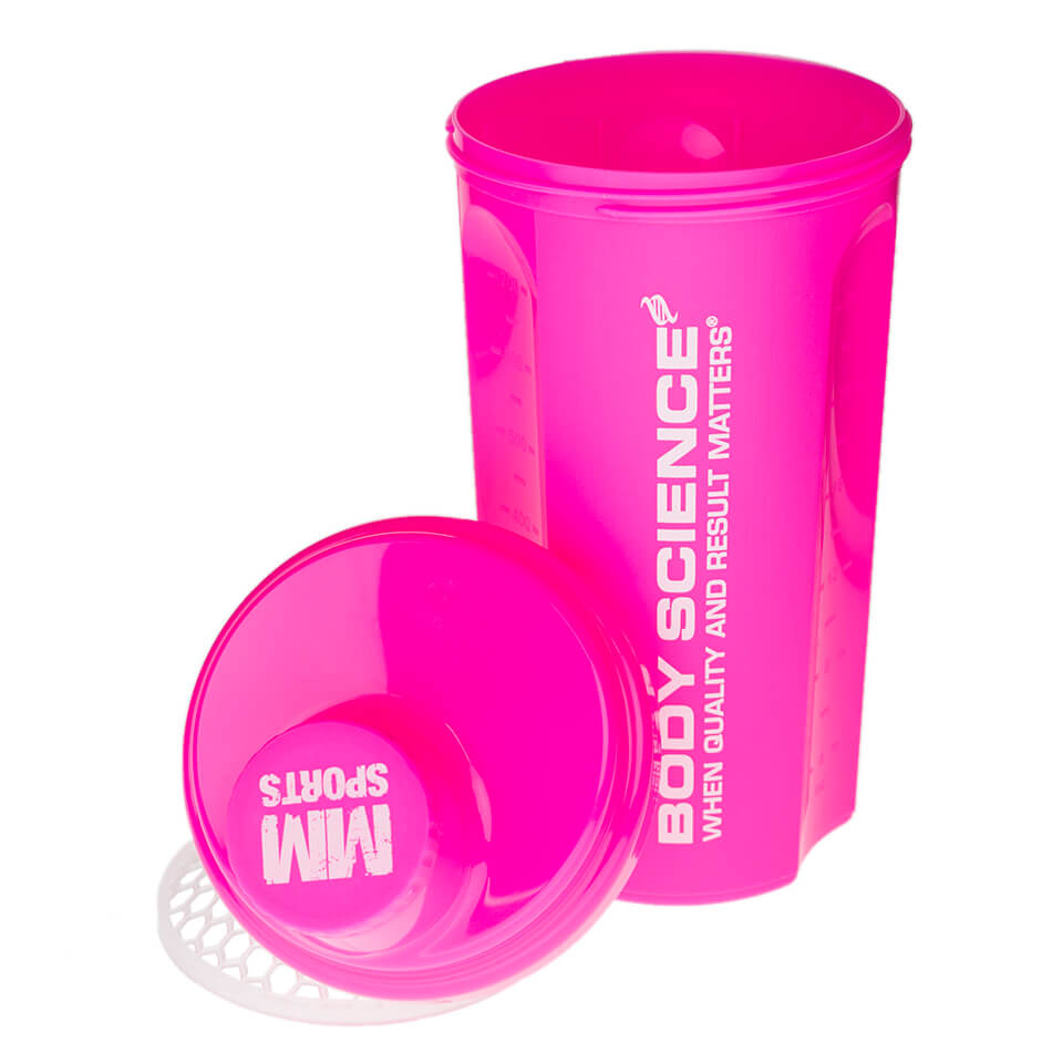 MM Sports Hardcore Shaker Rosa locket bredvid
