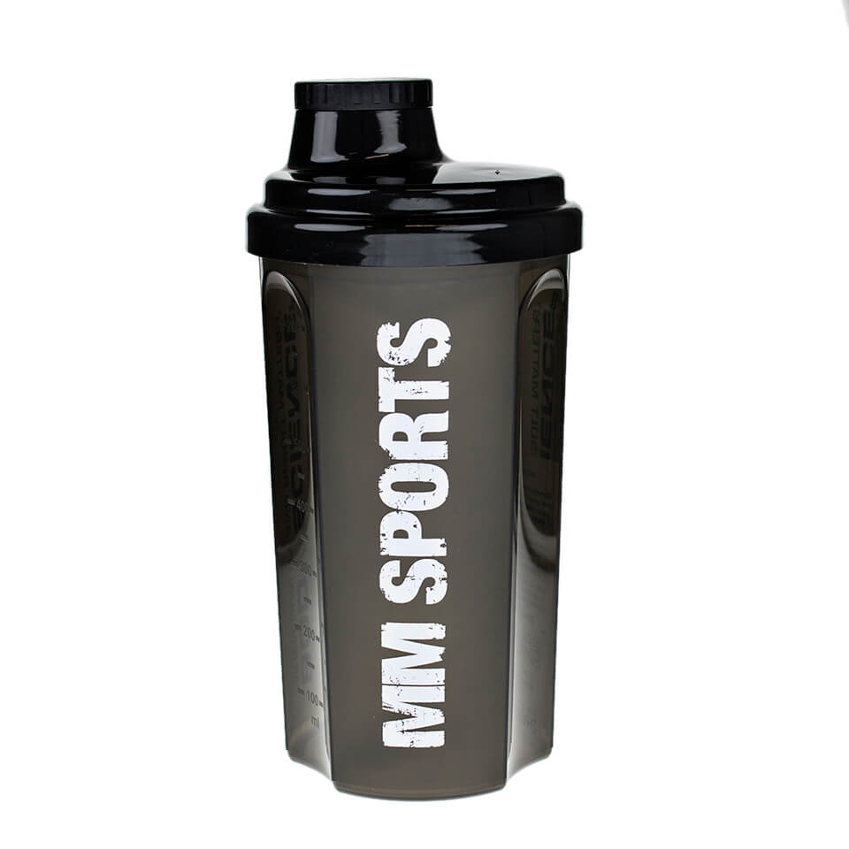 MM Sports Hardcore Shaker Svart