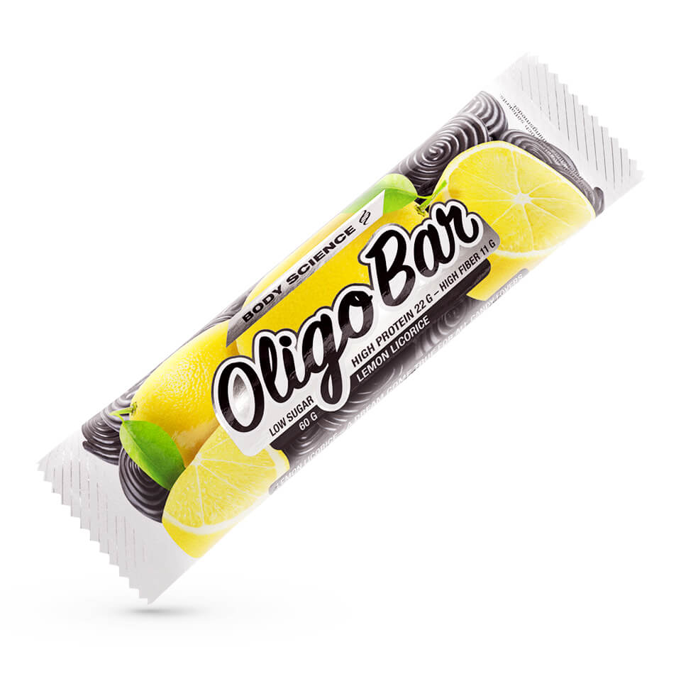 Body Science Oligo Bar Lemon Licorice