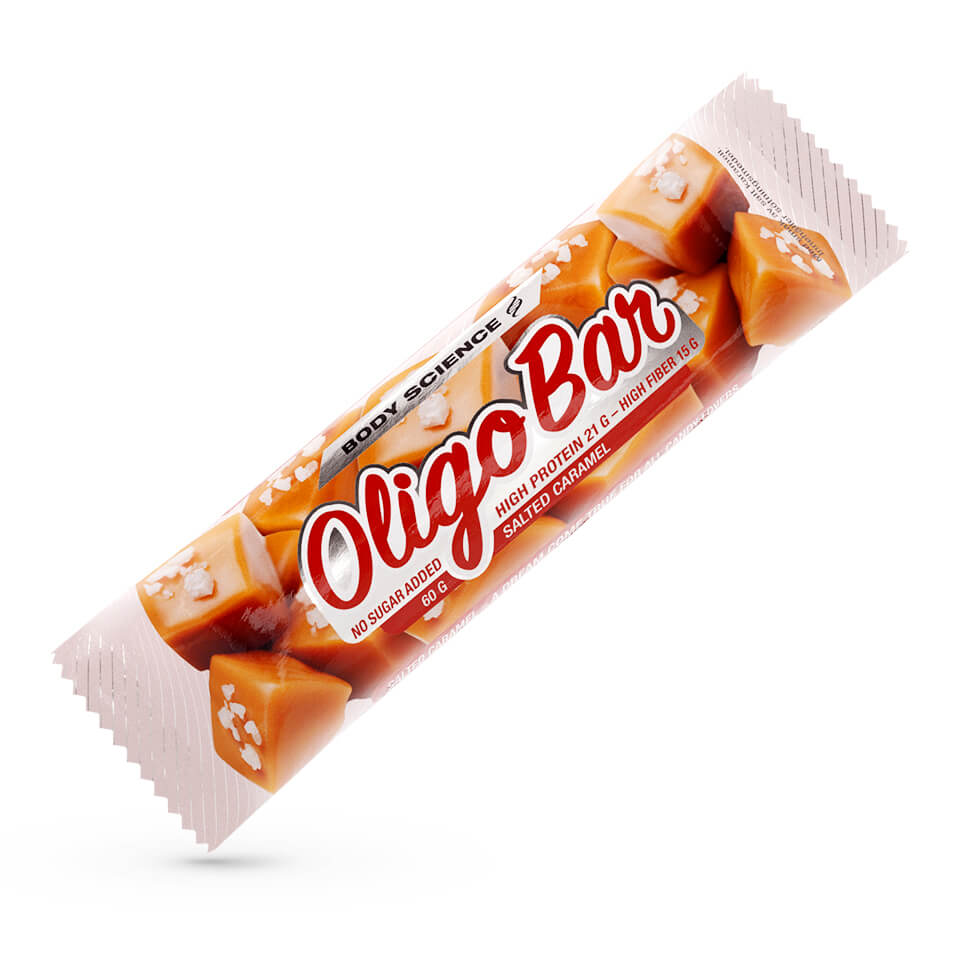 Body Science Oligo Bar Salted Caramel