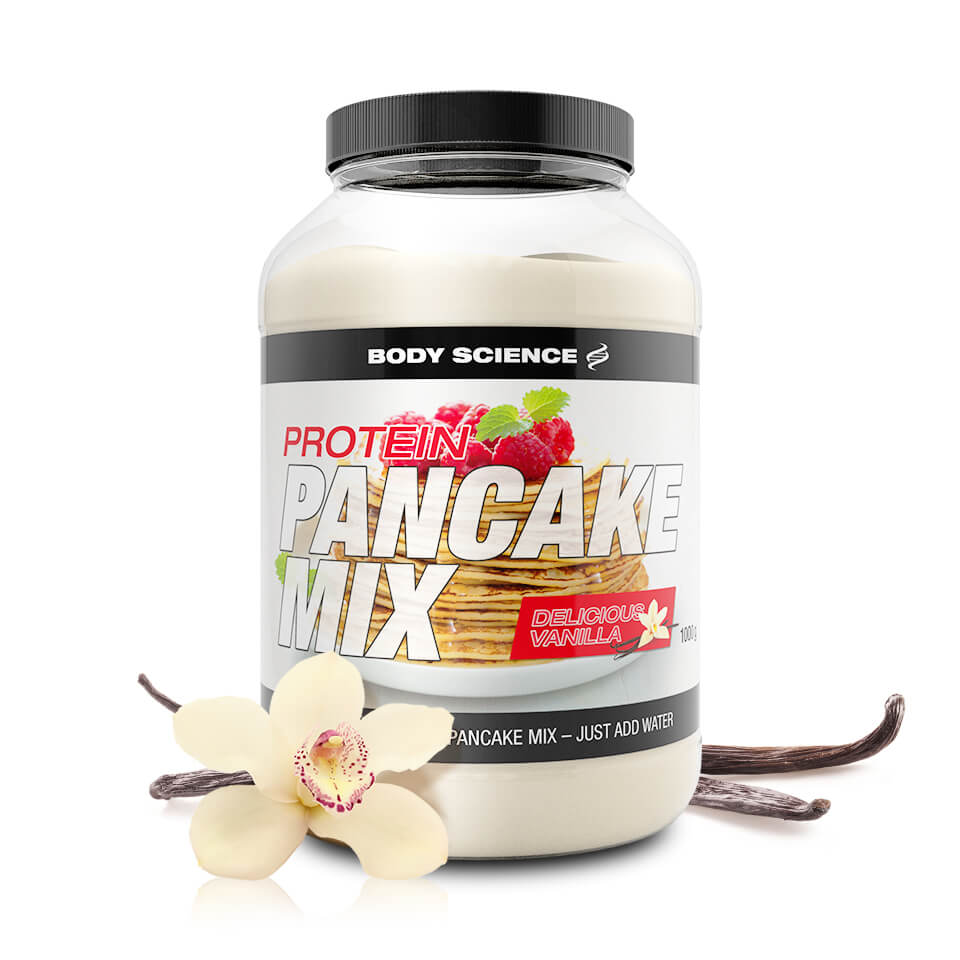 Body Science Protein Pancake Mix Vanilj